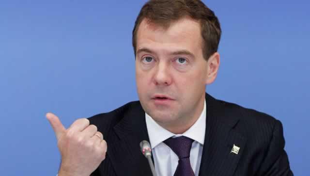'세계에 외계인에 대해 알려라. 그렇지 않으면 우리가 하겠다'라고 러시아 총리가 말하다.