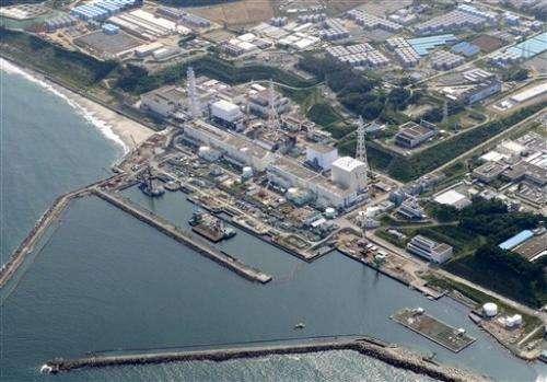 정전으로 후쿠시마 발전소의 방사능 오염수가 바다로 유출되다.