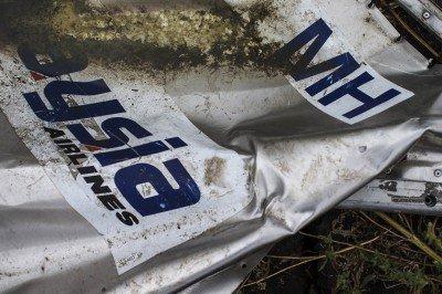 말레이시아 여객기 MH17의 잔해에서 기관총탄이 발견되다.