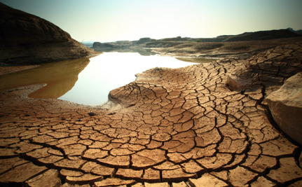 나사는 지구에 물이 부족해지고 있다고 말한다.