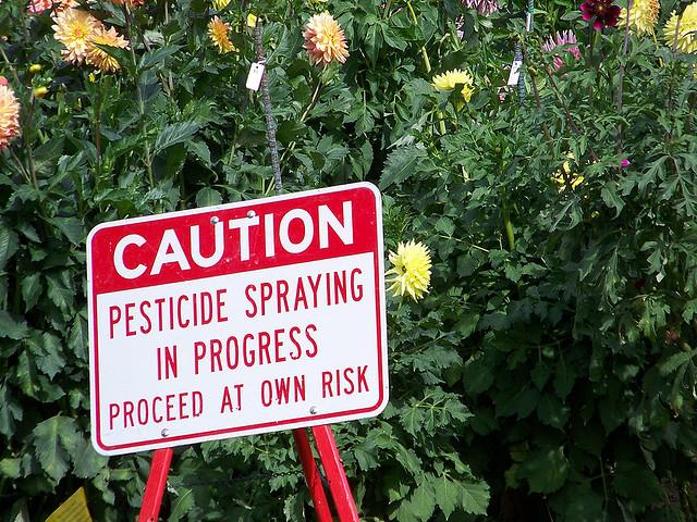 농약과 ADHD와의 연관성을 확인해 주는 연구가 발표되다.