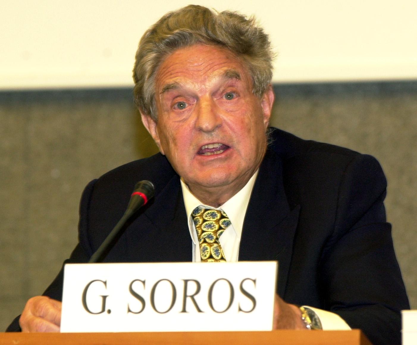 해킹된 이메일이 조지 소로스가 우크라이나의 숨은 실세임을 드러내다.