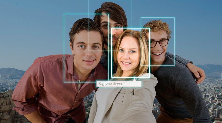 30여개의 교회들이 비밀리에 얼굴 인식 소프트웨어를 사용하고 있다.