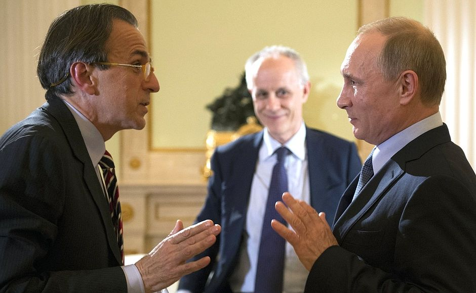 푸틴, NATO는 러시아를 두려워 할 필요가 없다.