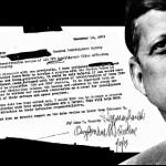 케네디 대통령은 CIA와 NASA에 UFO 화일 접근을 요청했었다.