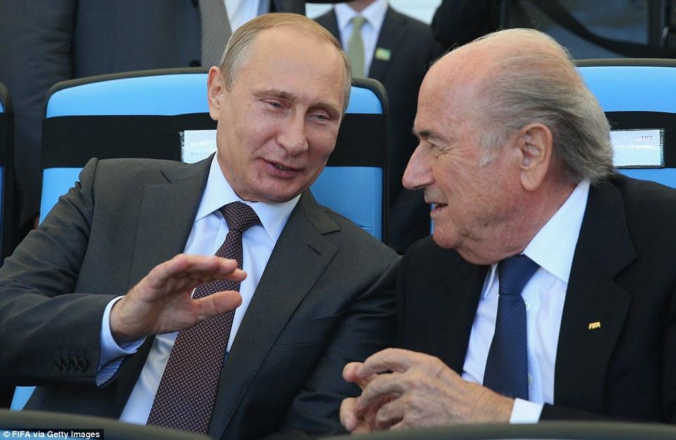피파가 2018년 러시아 월드컵 개최를 지지하는 결의안을 통과시키다.