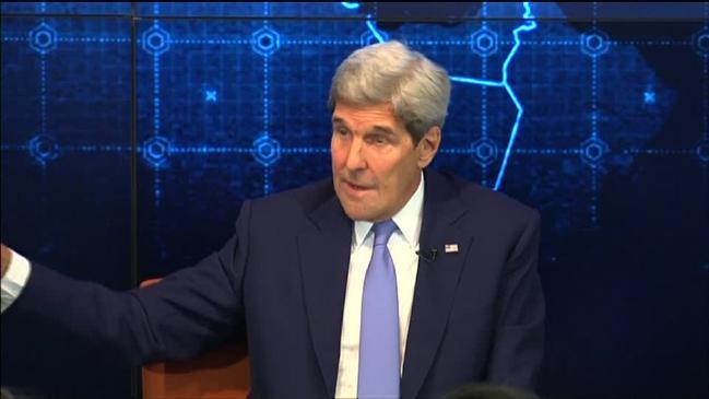 존 케리, 이란 제재의 연장으로 인해 달러가 폭락할 수 있다.