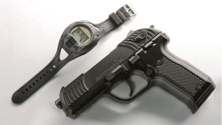 스마트 총이 권총을 대체하게 될 수 있다.