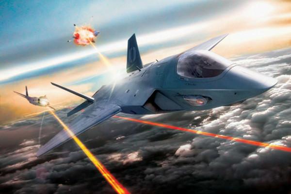 미공군은 레이저 무기를 2020년까지 전투기에 탑제한다.