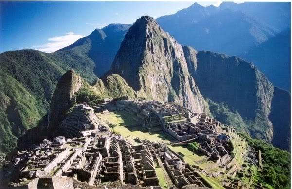 마추 픽추에서의 역사적 발굴 작업이 금지되다.