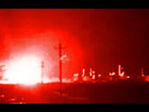 중국에 세 번째 폭발 사고가 벌어지다.