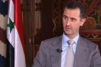 """아사드, """"트럼프는 기득권층에게 복종했다"""""""
