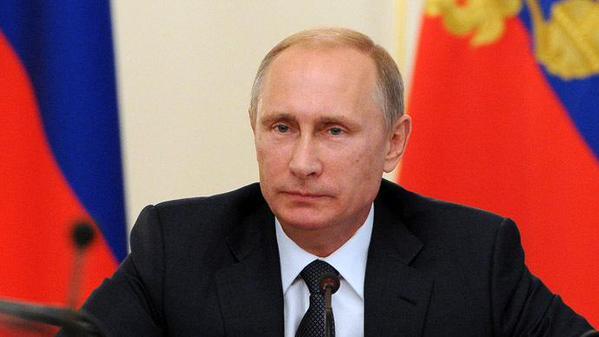 """푸틴, """"나토가 러시아와의 충돌을 유도하고 있다"""""""