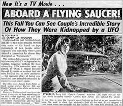 외계인 납치를 주장하는 힐 부부가 그린 정확한 별자리 지도가 과학자들을 놀라게 했다.