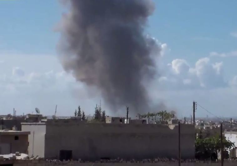 러시아 공군, ISIS 공격을 시작하다.