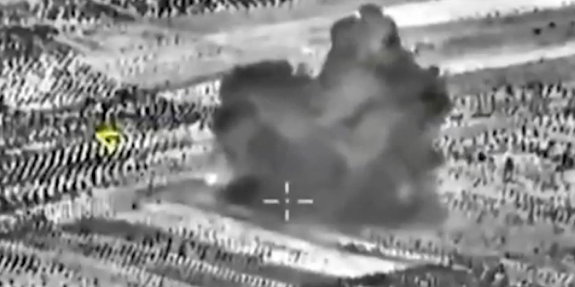 모스크바는 러시아군이 민간인을 폭격했다는 증거를 서방에 요구한다.