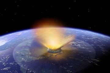 과학자들은 소행성, 유성우와 지구 충돌이 대량멸절을 일으켰다고 주장한다.