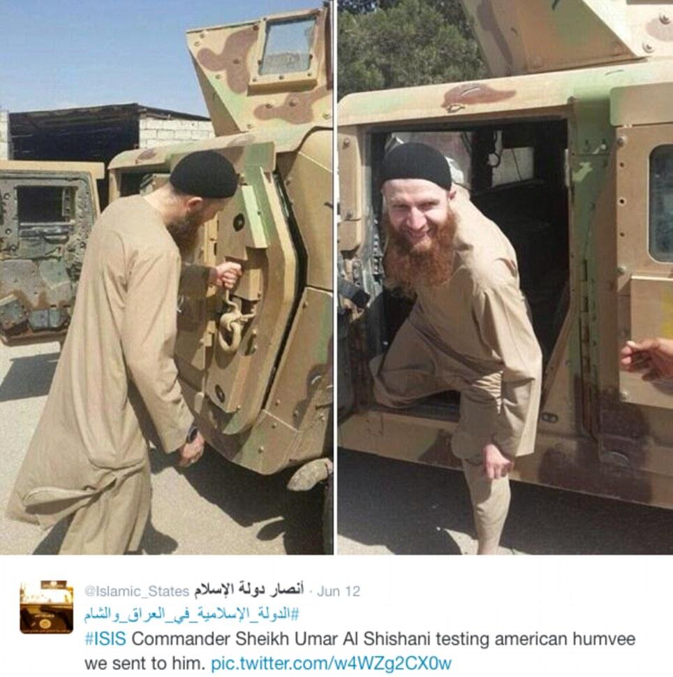 CIA는 온건 시리아 반군을 새 이름으로 부르기 시작하였다.