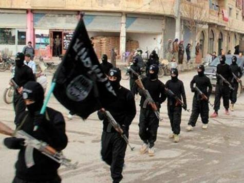시리아에서 IS와 협상 중인 미군의 지원을 받는 시리아민주군
