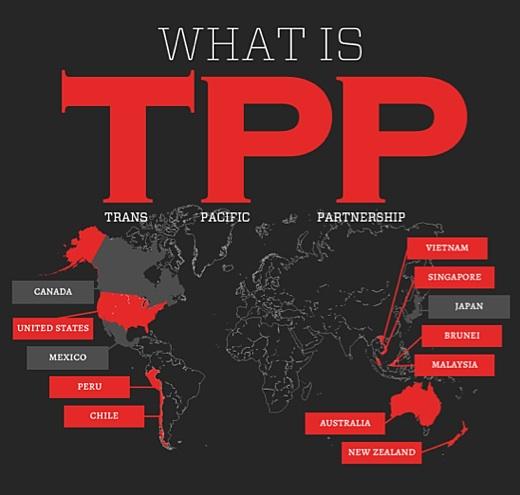 환태평양동반자협정(TPP)이 걱정이 되는 이유 네 가지