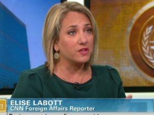 CNN 리포터가 미국 국무부로부터 지시를 받았다.