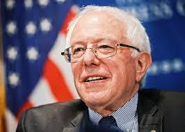 버니 샌더스는 민주당에 개혁을 요구한다.
