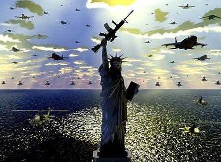누가 미국을 전쟁국으로 만드는가?