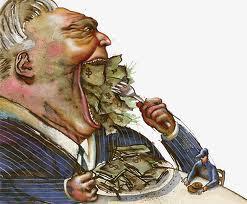 미국의 상위 0.1퍼센트가 하위 90퍼센트 부의 합보다 더 소유한다.