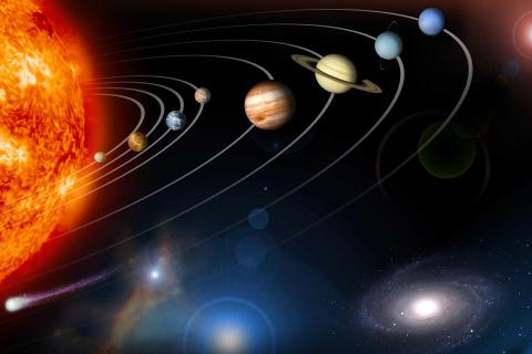 과학자들이 태양계 아홉번째 행성의 존재 증거를 발견하다.