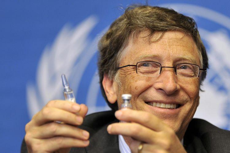 게이츠 재단의 백신 지원을 거절한 인도 정부
