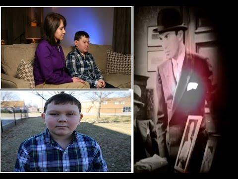 10세 소년 라이언은 전생에 30년대 할리우드 배우였다고 주장한다.