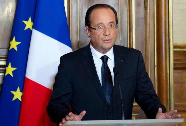 프랑스 대통령과 장관들은 TTIP에 대한 반대 견해를 고수한다.