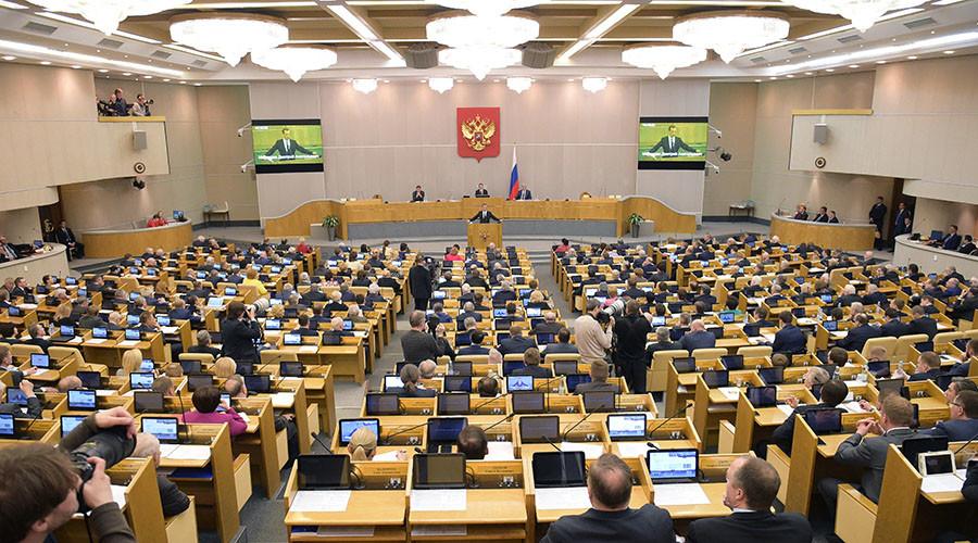 러시아 하원은 GMO 곡물과 동물의 수입 금지법을 통과시켰다.