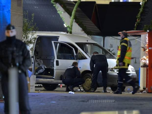 2014년 프랑스에서 이틀간 벌어진 두 건의 교통사고