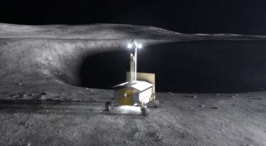 대만은 미국 나사에 달 착륙선을 제공한다.