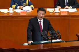 시진핑, 나토에 대항하는 군사동맹을 러시아에게 제안하다.
