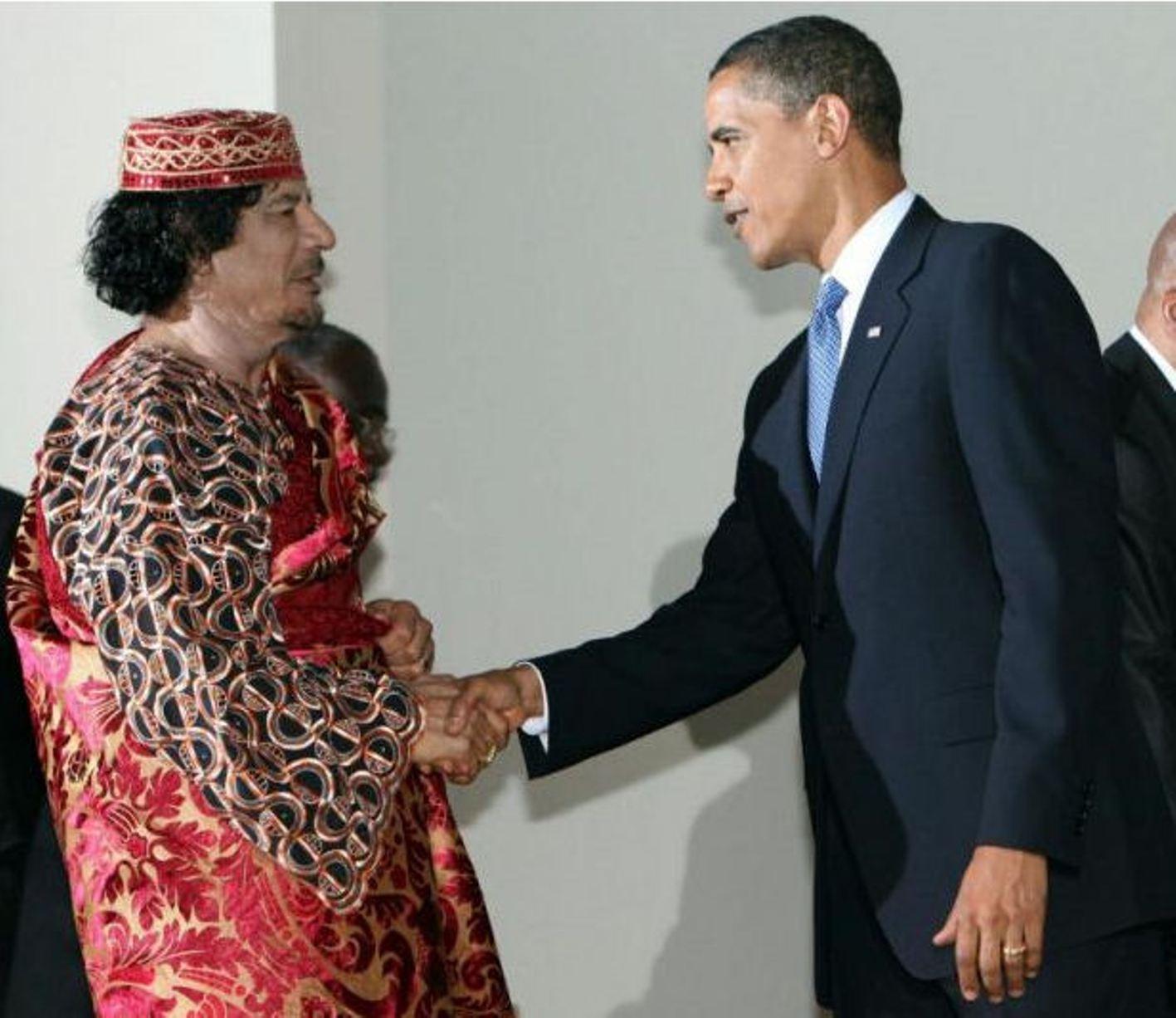 가다피에 반대했던 리비아인들도 정권 교체를 후회한다.