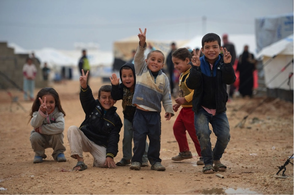 영국에 온 난민 어린이들이 실종되고 있다.