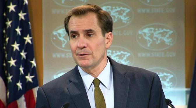 """미 국무부, """"러시아가 시리아에서 전투를 지속한다면 러시아에 테러가 발생할 수 있다"""""""
