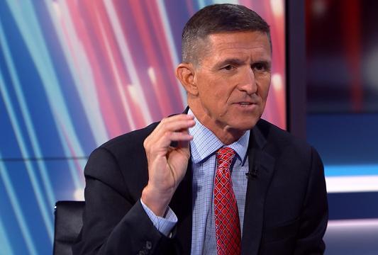 전 미군 정보국장, '워싱턴은 의도적으로 IS의 성장에 개입하지 않았다'