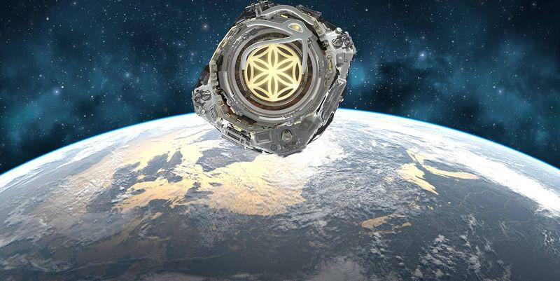 과학자들이 '아스가르디아' 국가를 우주에 건설한다.