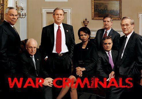미국 항소법원 판사들은 이라크전이 불법이었다고 주장하는 원고측의 주장을 듣다.