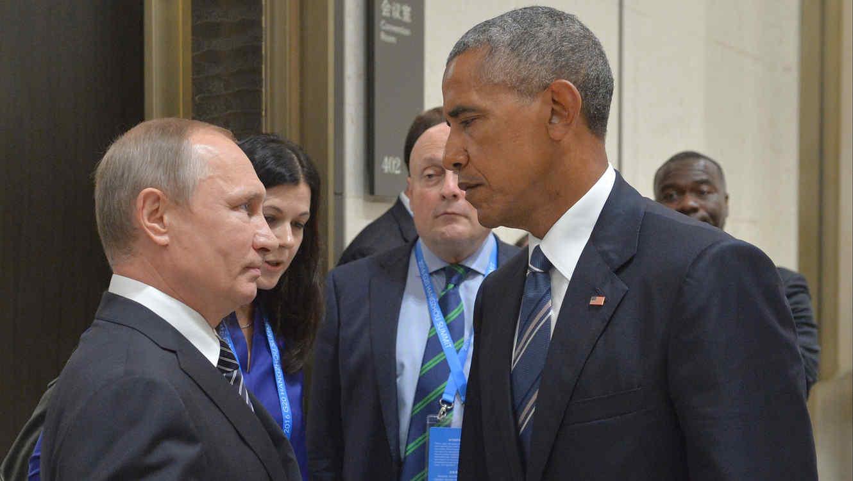 미국의 러시아 외교관 추방 조치와 새 경제제재