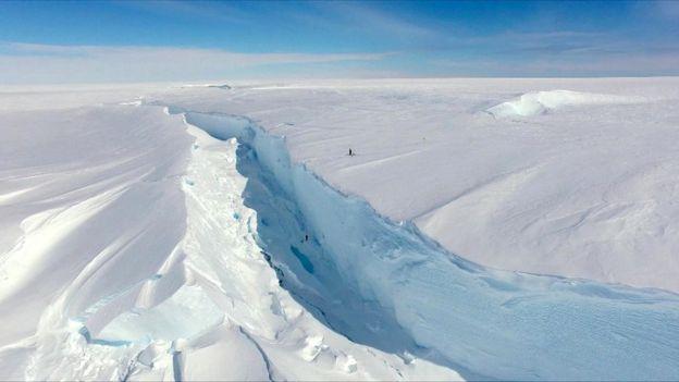 영국의 남극 기지가 폐쇄되었다.