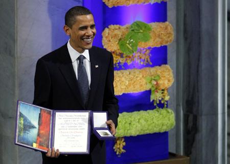 7개국을 폭격한 노벨 평화상 수상자 버락 오바마