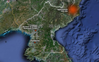중국 학자들과 정책 입안자들은 북한에 대한 정밀 타격을 고려한다.