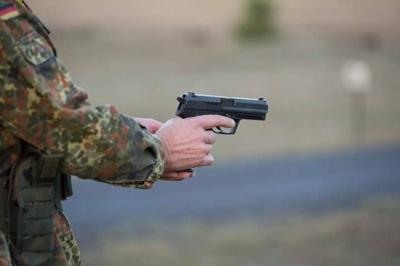 시리아 난민으로 위장해 테러를 계획한 독일 군인이 체포되다.