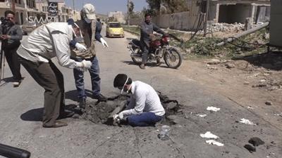 화학 공격을 조사하기 위한 UN 전문가 파견을 정식으로 요청한 시리아 정부