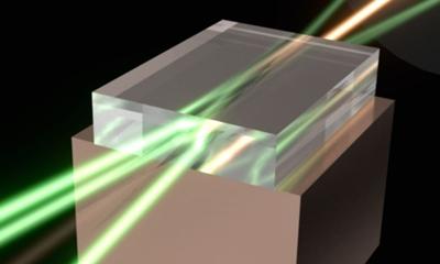 공상과학 영화에서 보던 슈퍼레이저 기술이 개발되다.