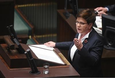 유럽연합의 국경 개방 요구를 거절하는 폴란드